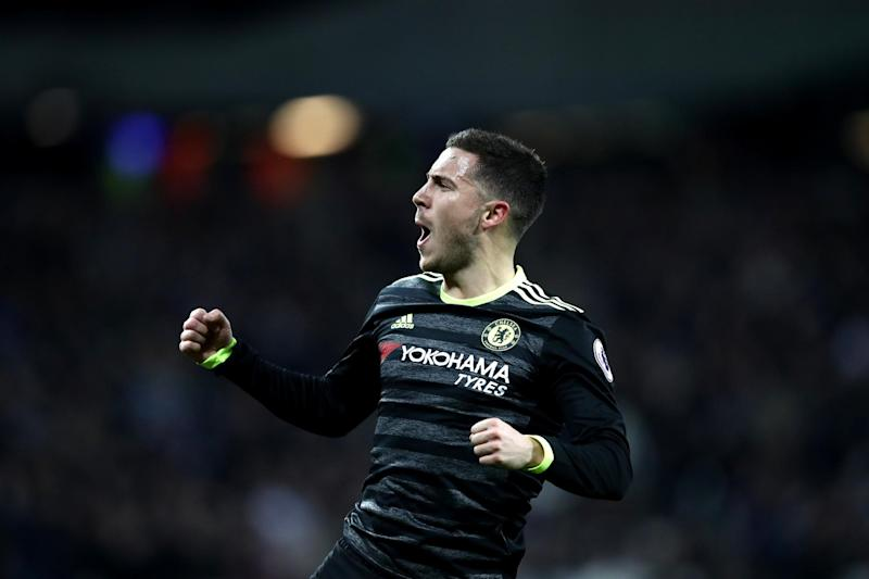 Fine form | Eden Hazard is back to his best this season: Getty Images