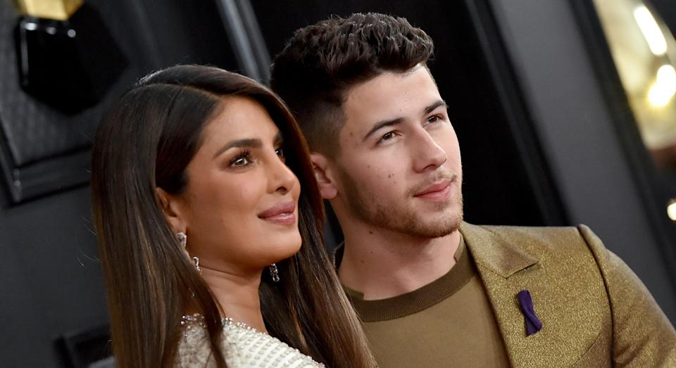 Priyanka Chopra reveals the UK lockdown has been a good thing for her marriage to Nick Jonas