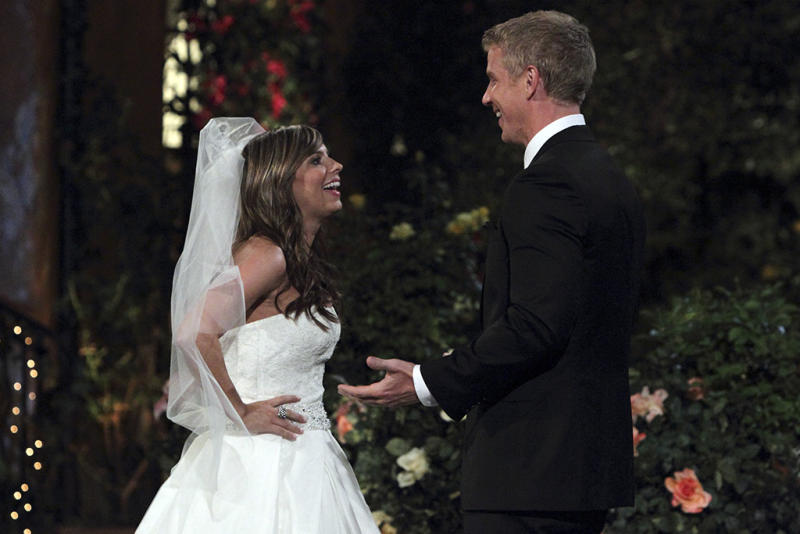 """THE BACHELOR - """"Episode 1701"""" - Bachelor Nation was shocked when fan favorite Sean Lowe was left heartbroken on a beach in Curaçao earlier this year. He is back as the Bachelor and ready to risk it all again for another chance at love. He begins the search for his soul mate, choosing from among 26 beautiful bachelorettes, on the 17th edition of """"The Bachelor."""""""