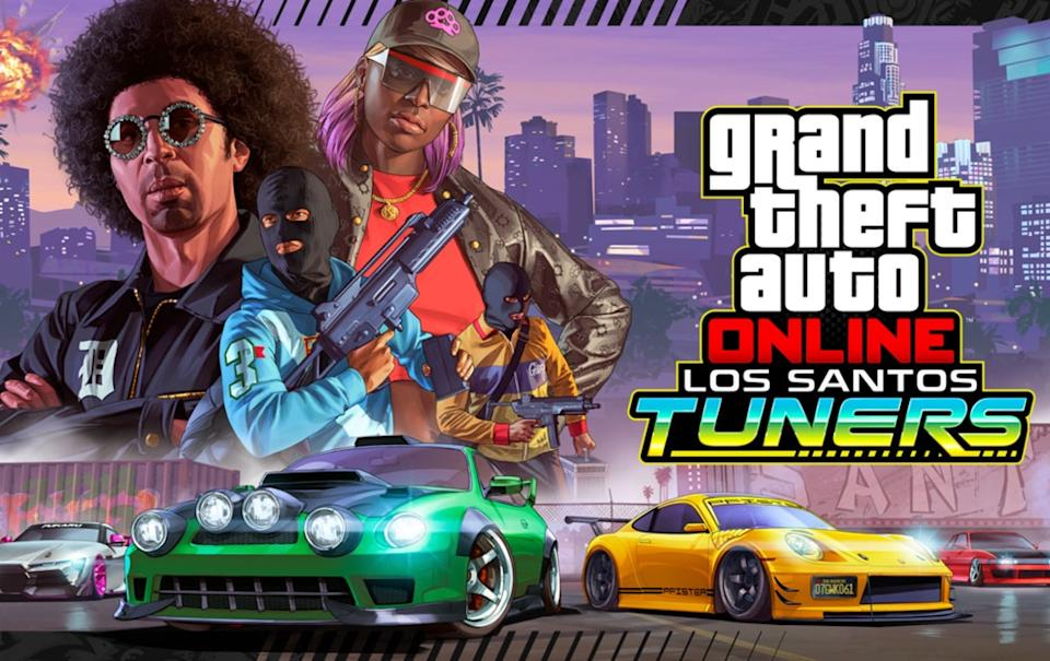Take-Two Interactive's 'Grand Theft Auto Online' has been a cash cow for the company. (Image: Take-Two)