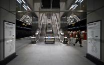 Battersea Power Station and Nine Elms underground stations open in London