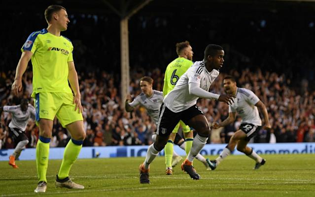 Fulham star Ryan Sessegnon is ice cold... you don't want the ball to fall to anyone else, says Tom Cairney