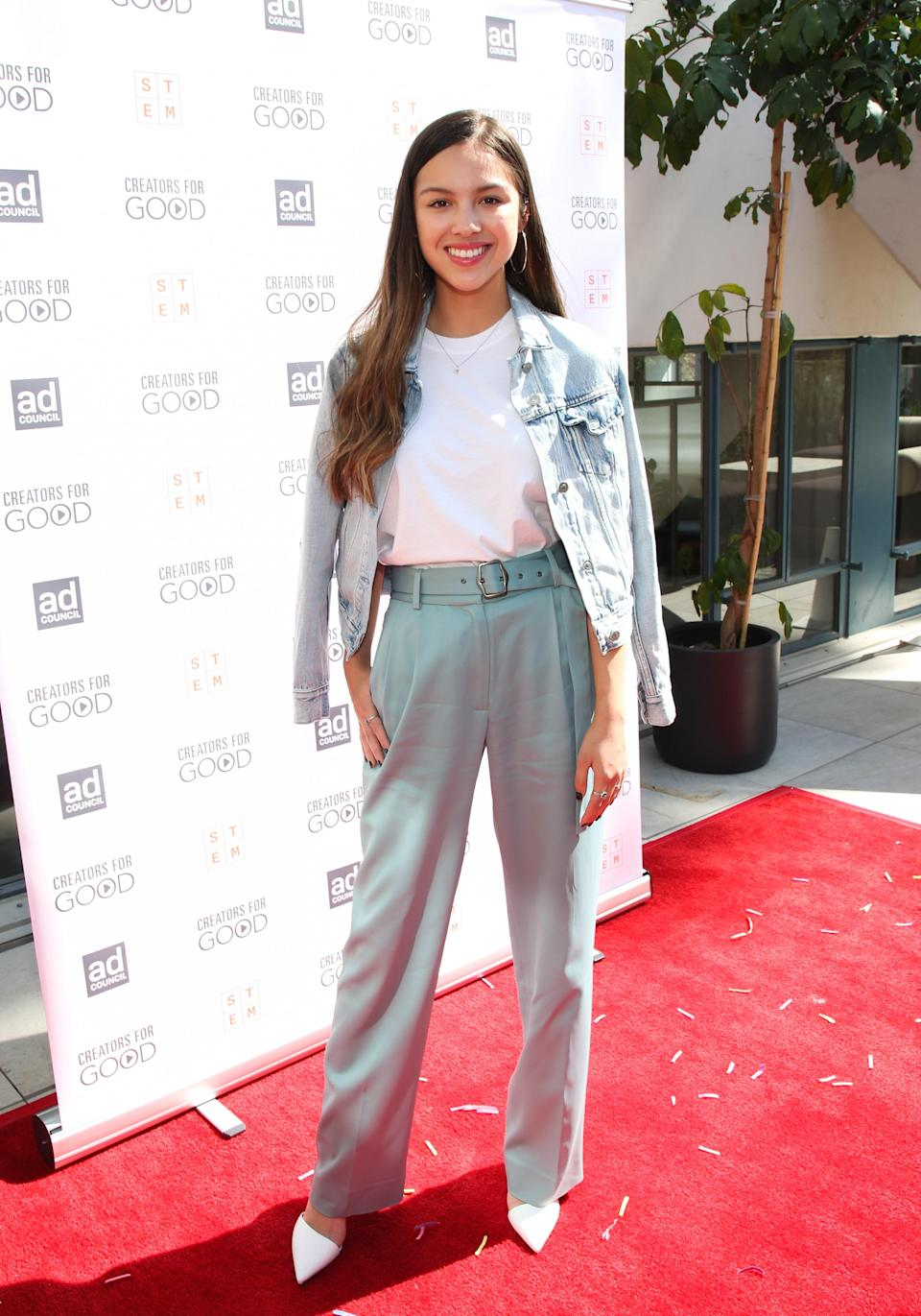 """<h1 class=""""title"""">Ad Council's Creators For Good Host She Can STEM (Science, Technology, Engineering & Math) Summit</h1><cite class=""""credit"""">Paul Archuleta/Getty Images</cite>"""