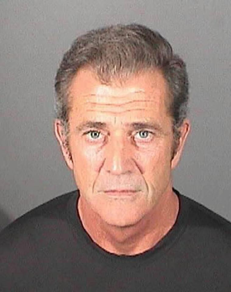 <b>Who:</b> Mel Gibson<br /><b>What:</b> Arrested for misdemeanor battery<br /><b>Where:</b> El Segundo, California<br /><b>When:</b> March 16, 2011