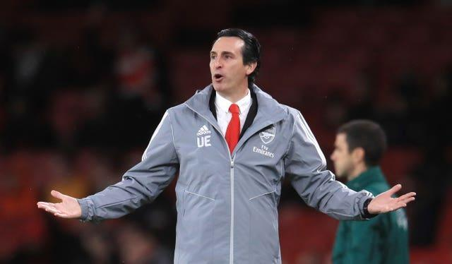 Arsenal will come up against former head coach Unai Emery's Villarreal side in the Europa League semi-finals.