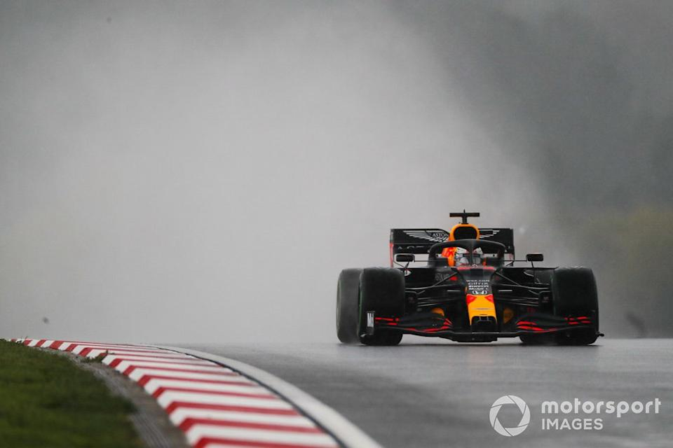 "Max Verstappen, Red Bull Racing RB16<span class=""copyright"">Steven Tee / Motorsport Images</span>"
