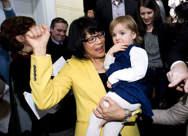 Mayoral candidate Olivia Chow won't be forced to play by Rob Ford's terms