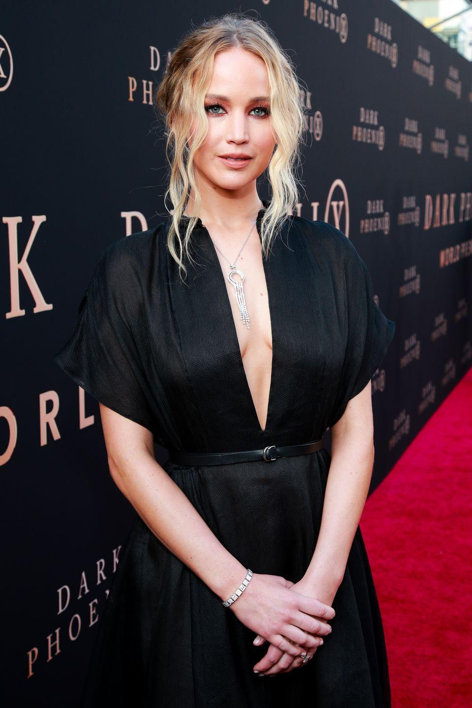 <p>JLaw played the role of a suburban housewife so convincingly in <em>American Hustle</em>, we almost forgot she was just in her mid-20s at the time. She was also the second-youngest winner of the Academy Award for Best Actress in 2012 at the age of 22.</p>