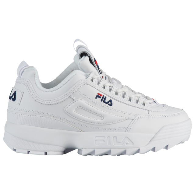"<br><br><strong>Fila</strong> Disruptor II Premium, $, available at <a href=""https://go.skimresources.com/?id=30283X879131&url=https%3A%2F%2Fwww.footlocker.com%2Fproduct%2Ffila-disruptor-ii-premium-womens%2F5FM02125.html"" rel=""nofollow noopener"" target=""_blank"" data-ylk=""slk:Foot Locker"" class=""link rapid-noclick-resp"">Foot Locker</a>"