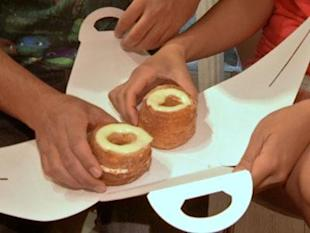The Cronut took the nation by storm in 2013.