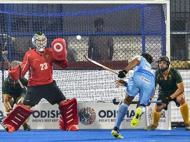 Hockey World Cup 2018: Drag flick woes, defensive fumbles mark India's scrappy opening win over South Africa
