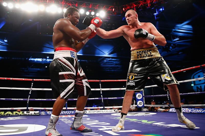 Warren was impressed by Fury's 2014 win over Dereck Chisora (Getty Images)