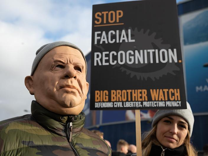 Activists have campaigned for years against the police having access to facial recognition software.