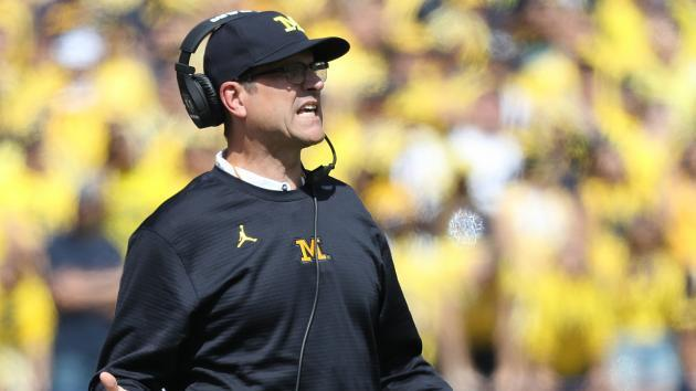 Michigan's Jim Harbaugh rips Purdue's locker room: 'Looks like it was from the 1920s'