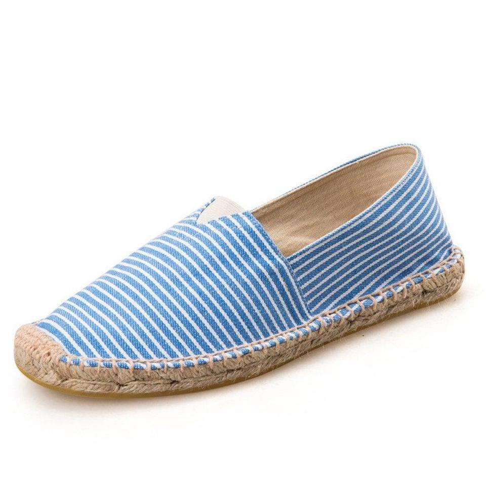 <p>These cute <span>LaRosa Slip-On Espadrilles </span> ($60-$66) come in over six other colors and designs, perfect for casual days.</p>