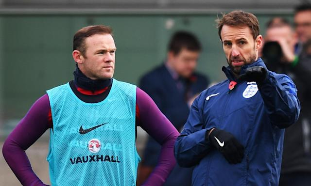 Wayne Rooney loses his England place and with it the captaincy