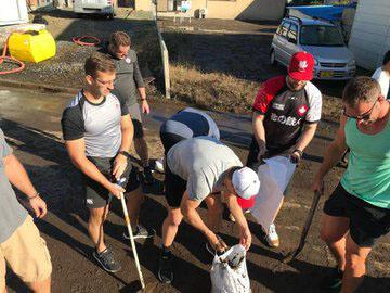 Canada's players helped Typhoon Hagibis clean-up efforts in Kamaishi: Rugby World Cup