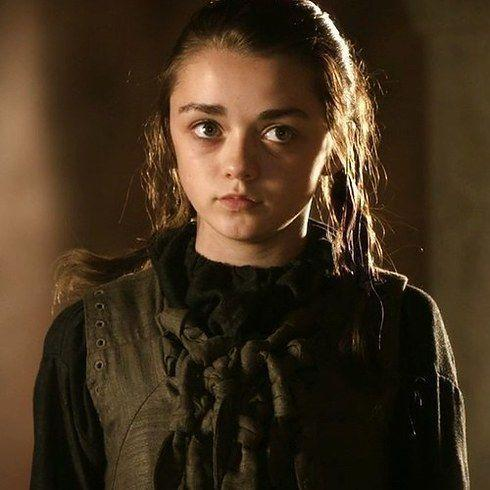 <p>Back in series 1 Arya was the cute and scrappy third child of Ned and Catelyn. You knew she was going to be a legend right from episode one, when she skived off her needlework class and muscled her way into Bran's archery practice (she hit a perfect bullseye, of course).</p>