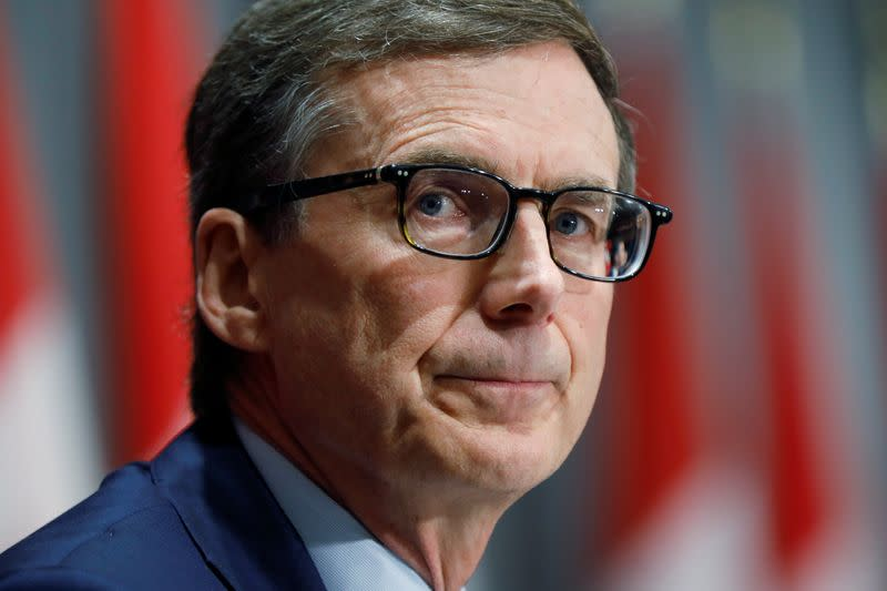 Canada hands reins of central bank to crisis-era specialist Macklem