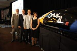 Century 21 Real Estate Speeds Up Its Marketing Strategy With USA Bobsled and Skeleton Team Sponsorship