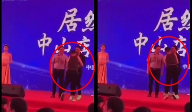 Actor stabbed on stage during promotional event