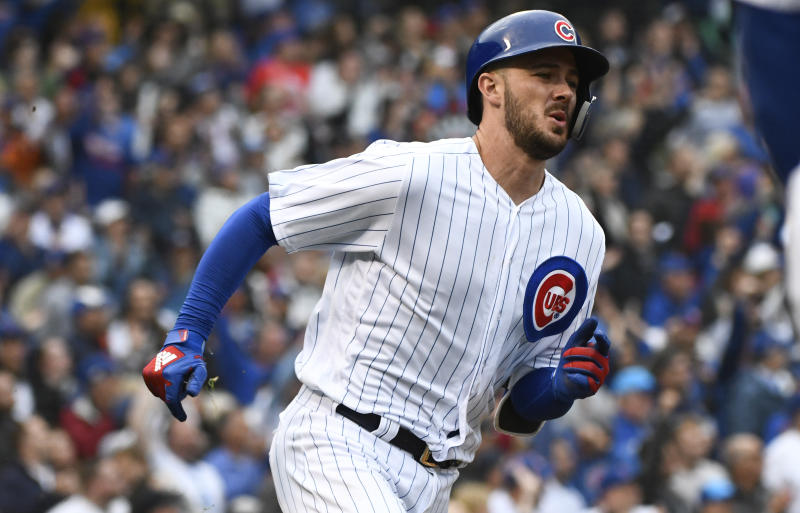 new style c56d4 e2605 Cubs' Kris Bryant isn't stressed about critics