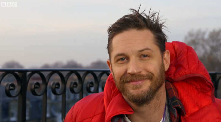 Tom Hardy tells us a bedtime story again on CBeebies