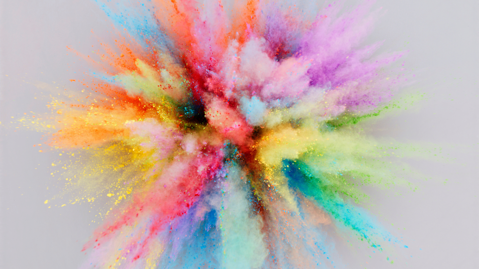 Feel like you're in a creative funk? Try this. (Image: Getty).