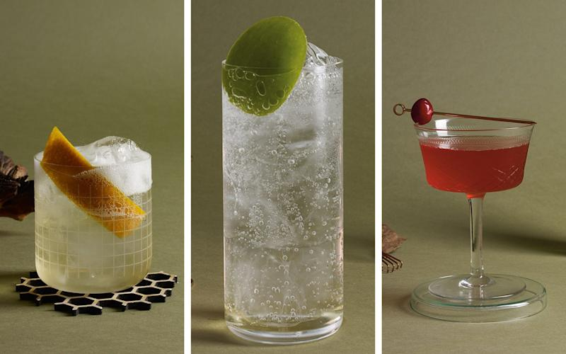 A non-alcoholic cocktail? At this time of year? Don't mock it till you've tried Ben Branson's grown-up, guilt-free spirits - Beth Evans