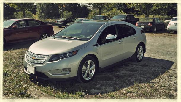 Living with a Chevrolet Volt
