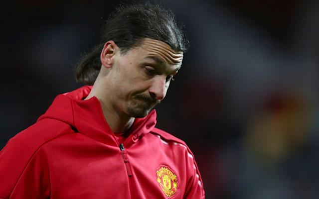 Ibrahimovic has impressed in his first year as a Premier League player - AP