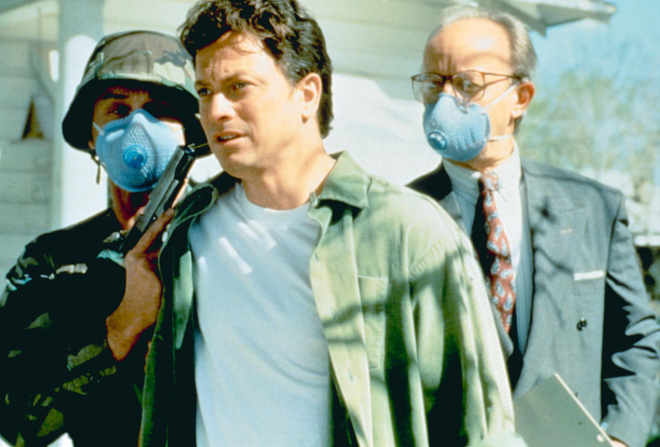 Gary Sinise plays Stu Redman in 'The Stand' (Photo: ABC/Courtesy: Everett Collection)