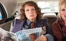 <p>After years of talking about an 'Ab Fab' movie, Jennifer Saunders was finally vindicated in 2016 when 'Absolutely Fabulous: The Movie' - which she also wrote - became a sizeable hit at the box office. It's already taken over £25m worldwide against a tiny budget, so expect a sequel sometime soon.</p>