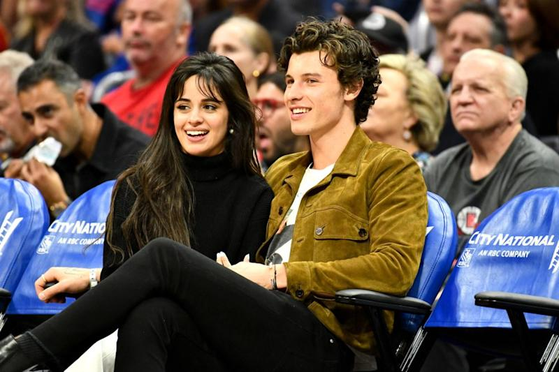 Camila Cabello and Shawn Mendes | Allen Berezovsky/Getty Images