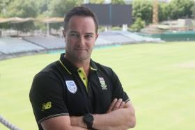 Legendary wicketkeeper Mark Boucher becomes South Africa's head coach