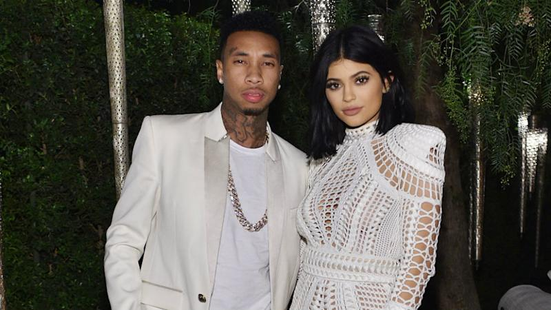 Tyga Just Trolled Kylie Jenner's 'Rise & Shine' Song So Obviously We're Reading Into It