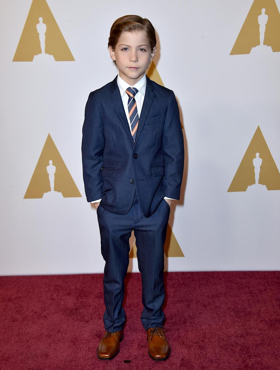 <p>If you're nominated for an Oscar, it's seemingly totally cool to skip school to attend a luncheon. <i>Photo: AP</i></p>