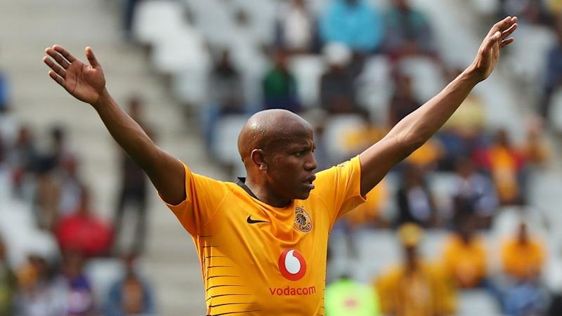 Kaizer Chiefs attacker Lebogang Manyama reportedly survives car accident