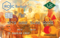 Best Co-Branded Credit Cards Philippines - LJC RCBC Bankard Mastercard