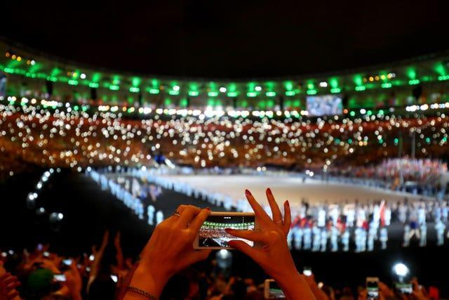 2016 Rio Paralympic Games – Opening Ceremony