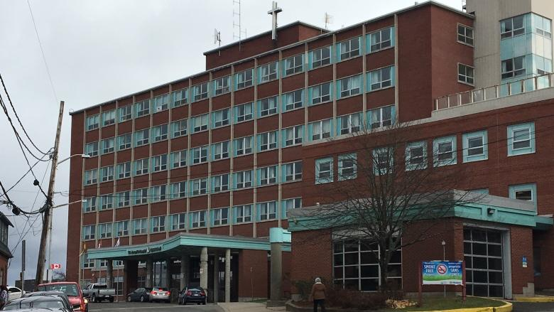 St. Joseph's urgent care in Saint John is closed for the day