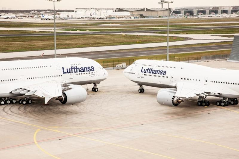 Lufthansa Looks at Taking Over Thomas Cook-Owned Airline Condor