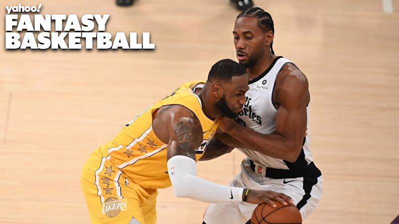 LeBron James and Kawhi Leonard battle on Christmas Day