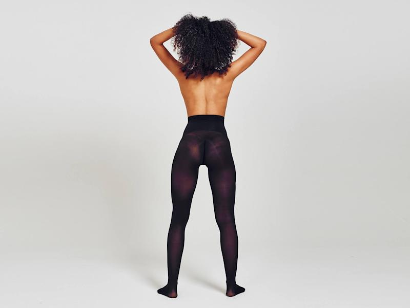 Heist tights are hugely popular - but are they worth the price tag? [Photo: Getty]