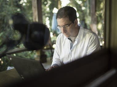 Glenn Greenwald charged with 'cybercrimes' in Brazil; 'will not be intimidated,' says award-winning journalist