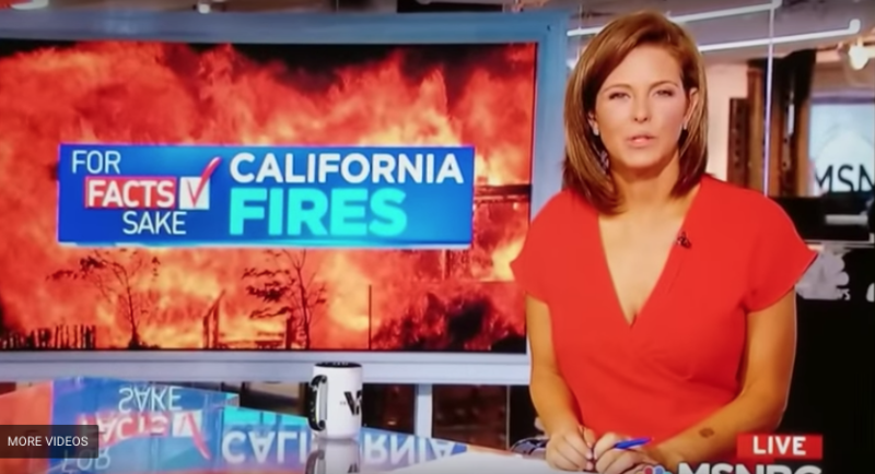 News anchor's 'farting' slip-up on live television sets the internet aflame