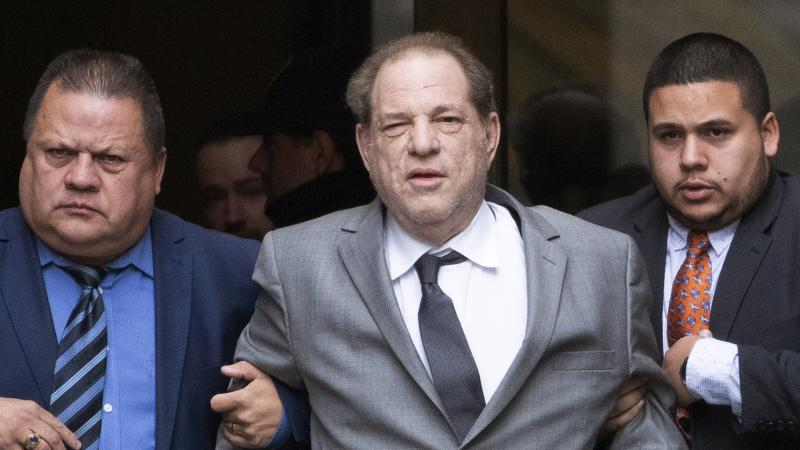 Harvey Weinstein facing new 'sex assaults' probe in LA and Beverly Hills