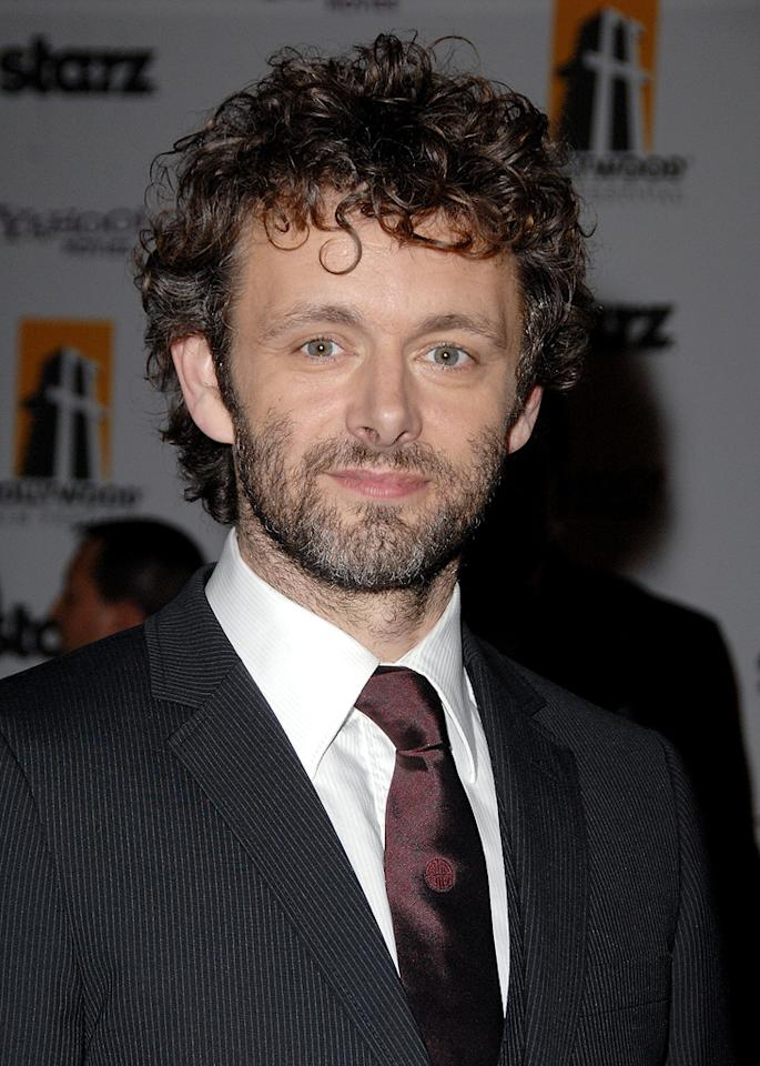 "<a href=""http://movies.yahoo.com/movie/contributor/1802757622"">Michael Sheen</a> at the 12th Annual Hollywood Film Festival Awards Gala in Beverly Hills - 10/27/2008"