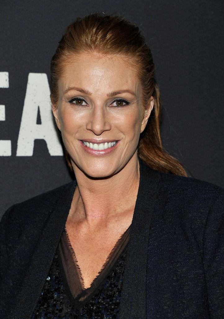 Angie Everhart spoke with TMZ. (Photo: John Sciulli/Getty Images for CBS Films)