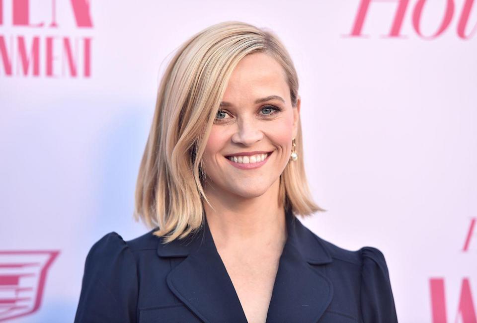 """<p>This effortless-looking medium length asymmetrical bob on actress <strong>Reese Witherspoon</strong> gives off a natural vibe, thanks to a slightly jagged cut and <a href=""""https://www.goodhousekeeping.com/beauty/hair/tips/g1820/celebrity-hairstyles-layers-may07/"""" rel=""""nofollow noopener"""" target=""""_blank"""" data-ylk=""""slk:flattering layers"""" class=""""link rapid-noclick-resp"""">flattering layers</a> paired with a straight style.</p>"""
